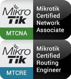 Mikrotik: Corsi MTCNA, MTCRE 23-24 Giugno 2018